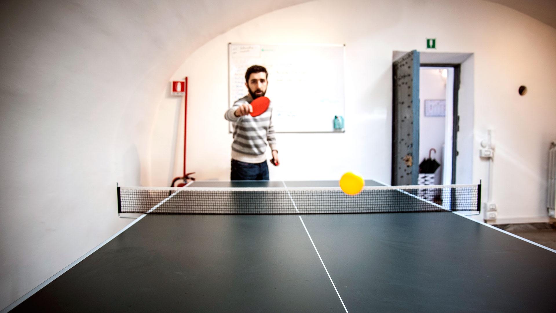 Sala 1 Ping Pong